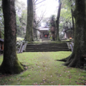 八幡神社境内
