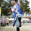 米丸の兵児踊り
