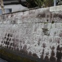 7石塀南側