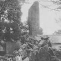 義弘公薨去の地記念碑