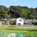 日木山窯跡遠景