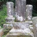 開山義堂和尚墓