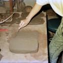 4粘土板を用意する