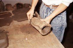 12:粘土除去